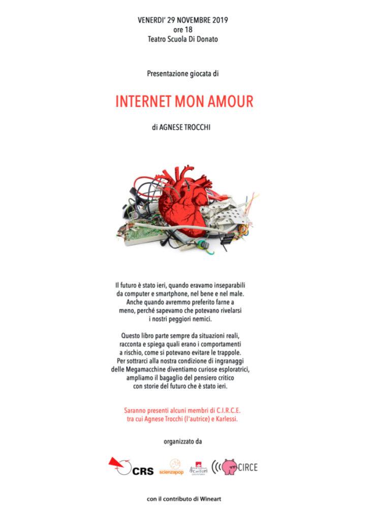 internet mon amour alla scuola elementare Di donato